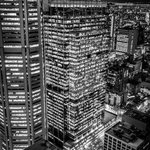 180° city view