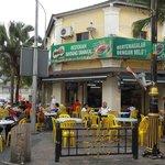 Halal resto near the hotel