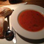 Tomato & Fresh Basil Soup
