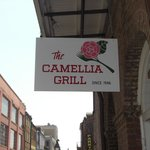Foto van Camellia Grill in the French Quarter