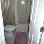 Badezimmer,sehr sauber