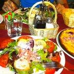 Salades & pizza chez Jo