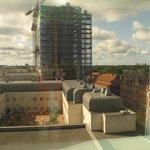 Utsikt våning 5