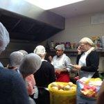 Ruposhi Indian food cooking class