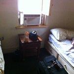 chambre du 1