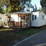 un mobile home