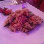 Il risotto preso da mia mamma!