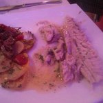 Il pesce coi pomodorini GNAM!