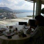 Colazione con Vista sul Golfo di Napoli