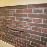 die sprechende Mauer