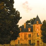 Dusk at the Chateau