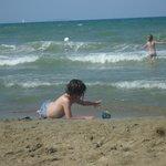 Spiaggia Bagno convenzionato