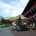 Hotel Pragserhof Foto