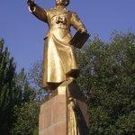 Panvilov Denkmal