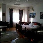 hotel Italia, room 201
