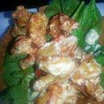 shrimp tapas