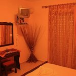 Rooms are with airconditioning and tv.