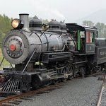 Mount Rainier Scenic Railroad locomotive #70.  If you stay here you probably want to ride the tr