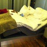 an electric bed, brilliant idea.