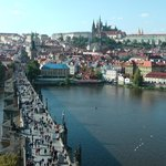 King Charles Bridge from the South Tower