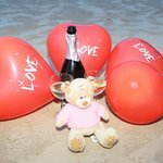 Любовь и Мишка!!!