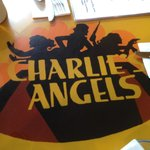 The Charlie's Angels Table!
