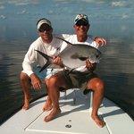 beautiful florida bay permit