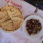 Pita e olive
