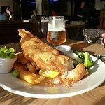 Delicious Fish and Chips