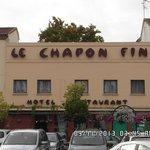 Photo de Hôtel le Chapon Fin