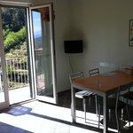 Livingroom/breakfast/kitchen
