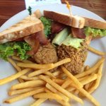 Fried Catfish BLT
