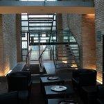 Parte interna hotel City
