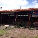Solo Bueno Restaurant next door
