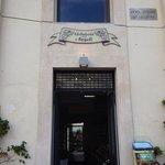 Front entrance of Gelateria degli Angeli