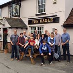 A great family afternoon lunch at The Eagle