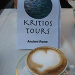 Brandi and Kritios Tours are the BEST!
