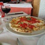 Great pizza and wine at da costantino