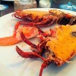 Lobster Menu - July 2013