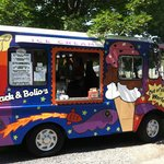 Catering & Events ~ Vintage Ice Cream Truck
