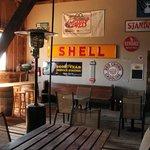 Barneveld, Botham Winery, Back Bar Lounge
