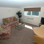 Lounge 1 Bedroom Loft  Apartment