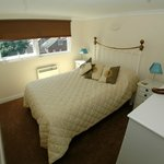 Bedroom 1 Bed Loft Apartment