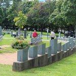 Design of the gravestones