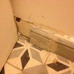 toilettes chambre 11
