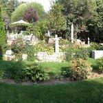 The Abbey's Garden