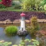 A mini Kilauea lighthouse