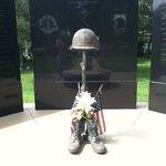 fort myers Vietnam war memorial