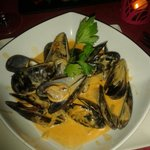 Fantastiskt goda musslor