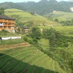 guesthouse at longi rice terrace